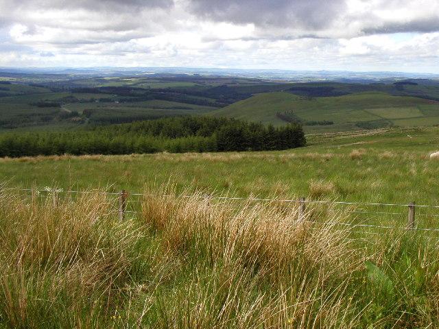 The Scottish-English Border