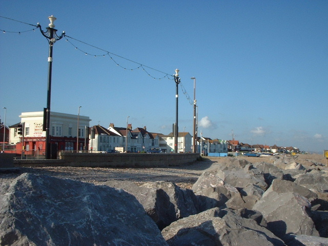 East Worthing Sea Front