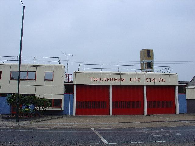 Twickenham Fire Station