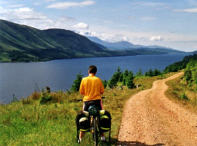 Loch Lochy Cycle Path