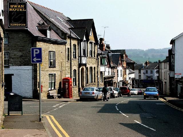 Church Street, Kington