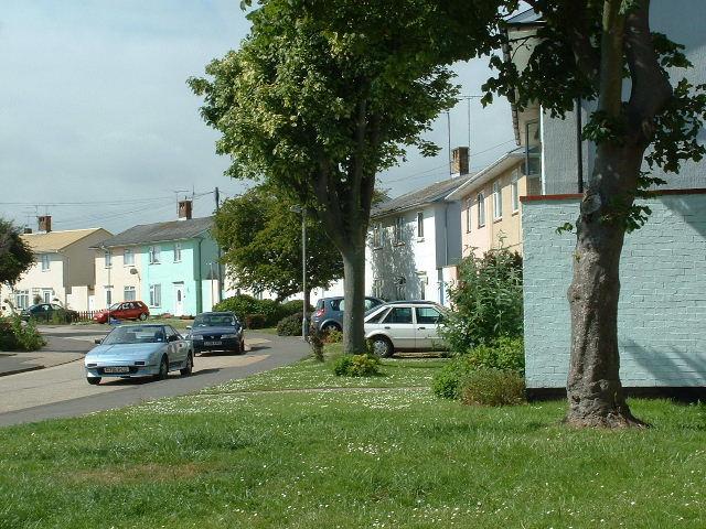 Durrington Housing, Maybridge Crescent