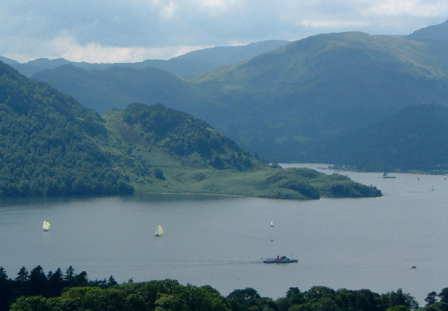 Ullswater, Silver Point