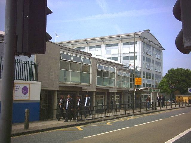Ernest Bevin School, Beechcroft Road, Tooting.