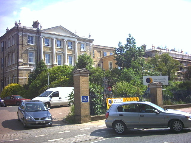 Royal Hospital for Neuro-Disability, West Hill, Wandsworth.