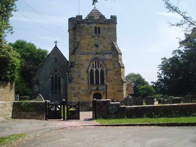 Parish Church of St Mary at Newick