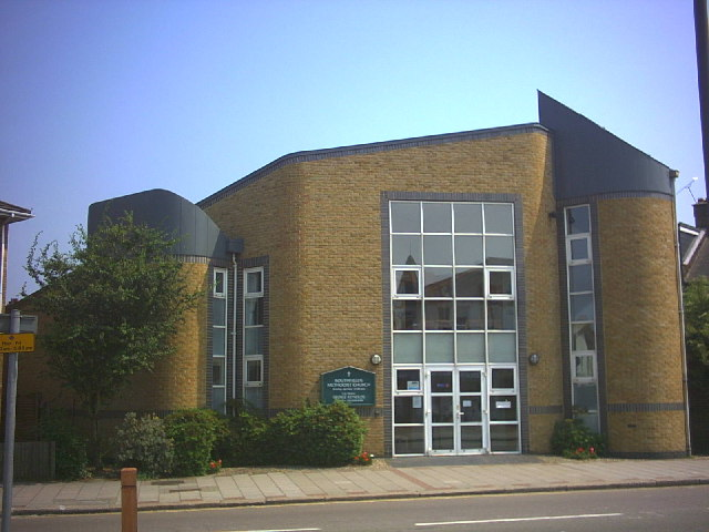 Southfields Methodist Church, Durnsford Road.
