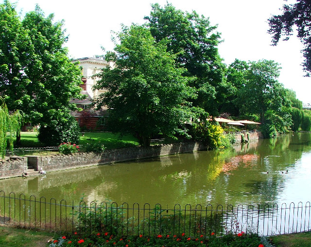 Castle Pool, Hereford