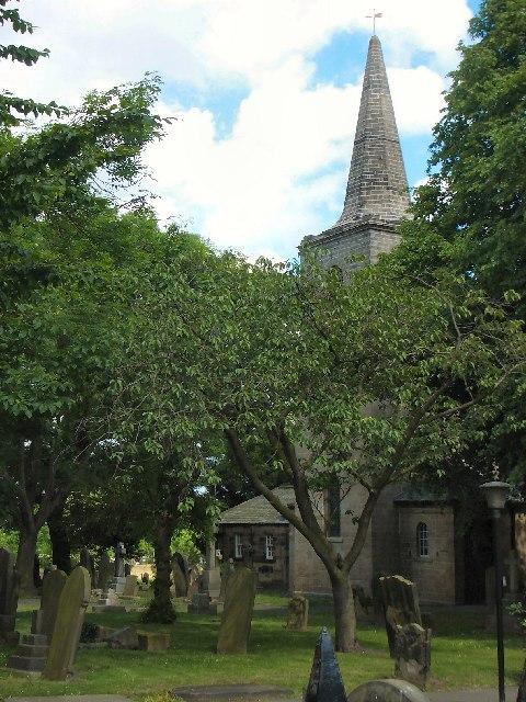 St Nicholas' Church, Gosforth