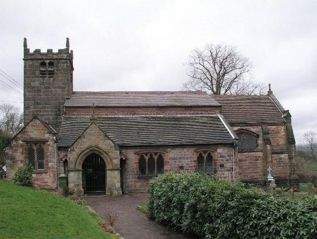 St Luke's Church, Endon