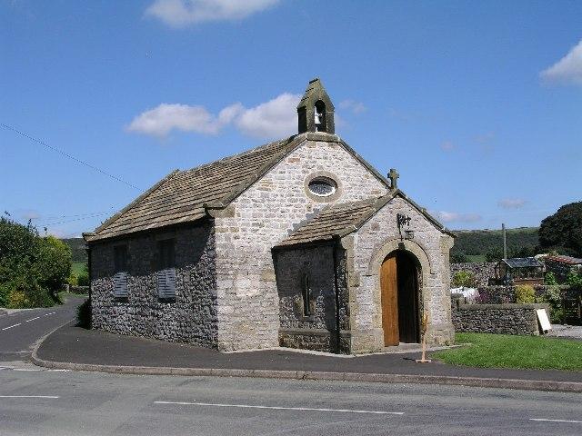 Foolow, St Hugh's Church.