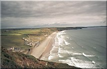 SM8422 : Newgale by Steve Rigg