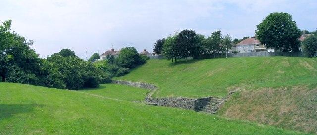 Roman Amphitheatre, Carmarthen