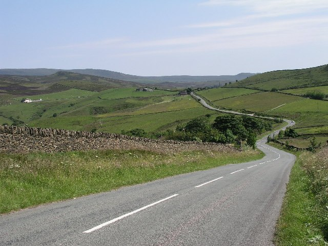Monk's Road - Looking SSE