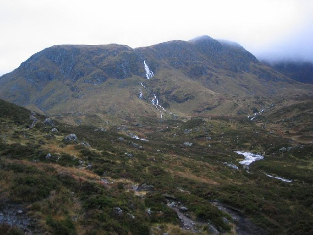 Lower Slopes of Cairn of Claise