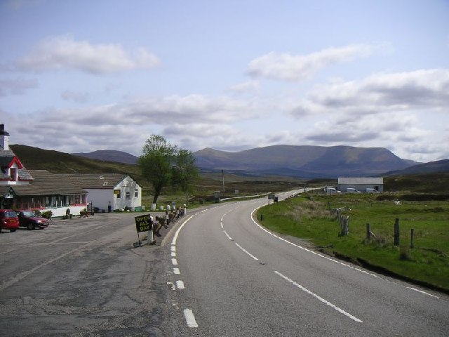 Aultguish Inn