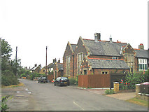 TQ5885 : Church Lane, North Ockendon, Essex by John Winfield