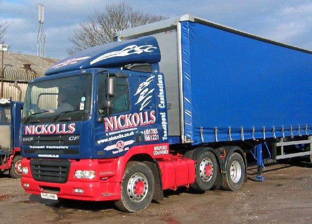 Nickolls Transport