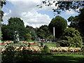 SP3165 : Jephson Gardens, Royal Leamington Spa by David Stowell