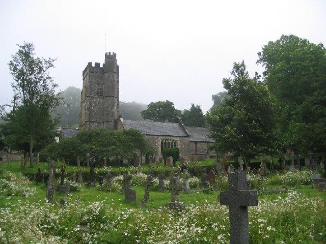 Salcombe Regis church