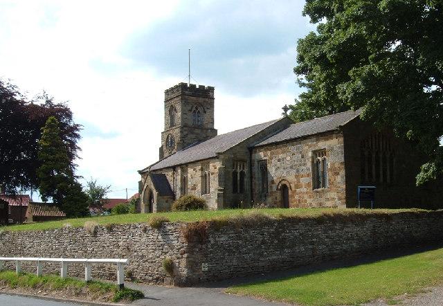 Stillington Church