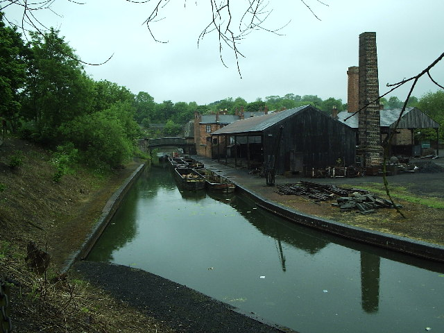 Black country museum.
