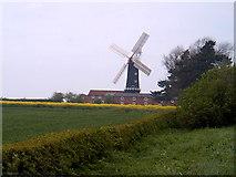 TA0233 : Skidby Windmill by Jonathan Fry