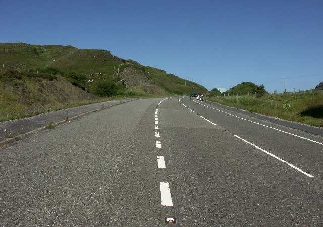 A830 near Morar
