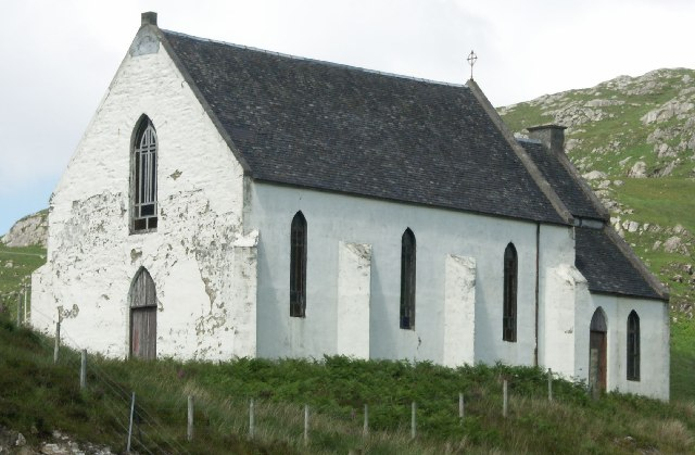 Our Lady of the Braes Church at Polnish