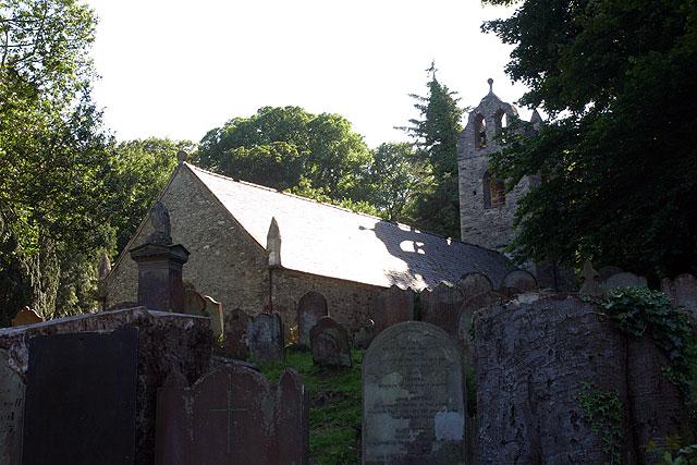 Kirk Braddan Old Church