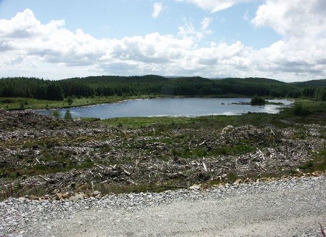 Meall Mhor Loch