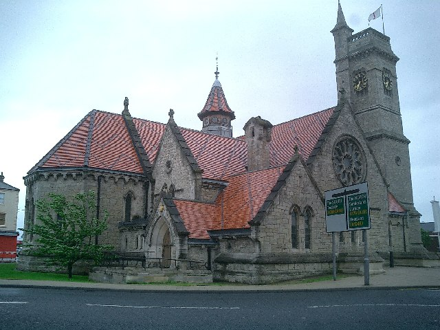 Christ Church, Hartlepool.