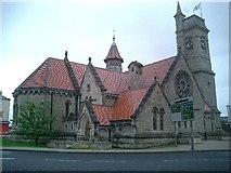 NZ5132 : Christ Church, Hartlepool. by Richard Atkinson