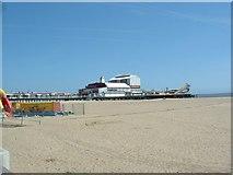 TG5307 : Britannia Pier, Great Yarmouth by GaryReggae