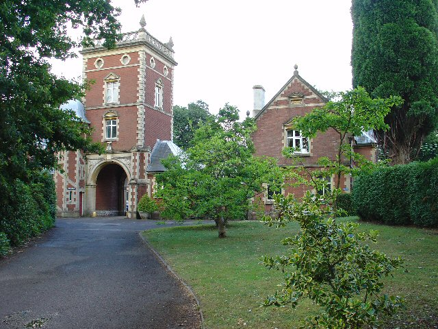 Old Stable Block of Worth Park House, Milton Mount, Pound Hill, Crawley, West Sussex by Pete Chapman