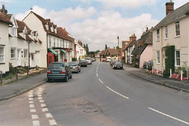 Main Street, Great Bardfield