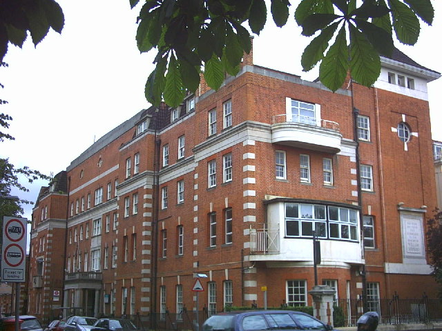 Bolingbroke Hospital, Bolingbroke Grove, Wandsworth.