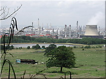 NZ5820 : Wilton Centre and Chemical Complex by Rob Pollard