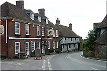 TQ8455 : The Dirty Habit, Hollingbourne by Penny Mayes
