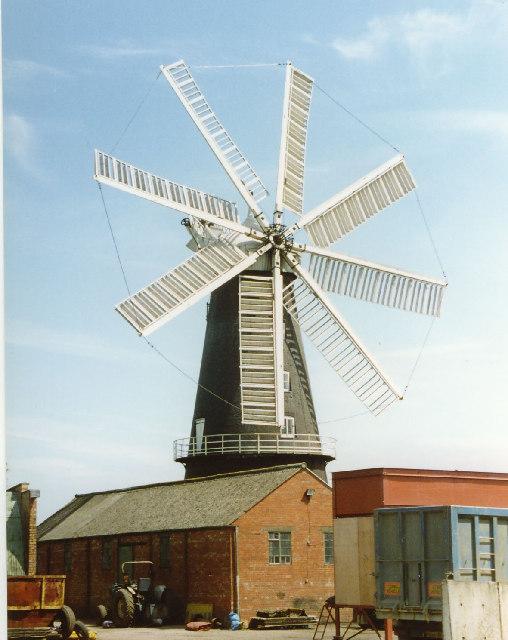 Pocklington's Mill, Heckington
