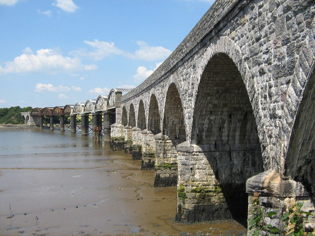 Railway Bridge over the River Tavy