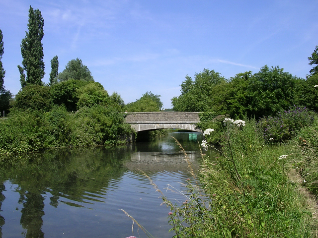 Tun Bridge, St Cross, Winchester