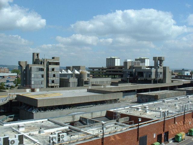 Portsmouth's Tricorn Centre