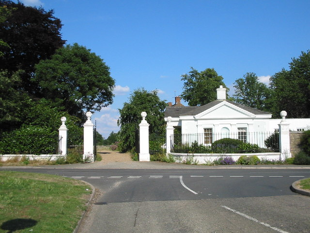 Gateway in George Green