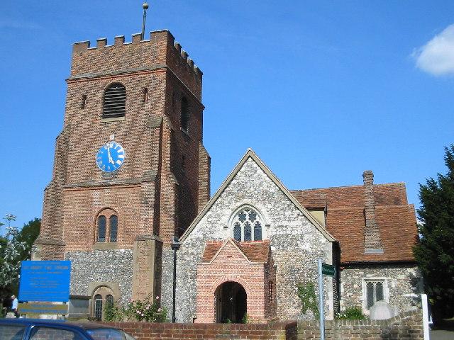 St. Mary the Virgin Church, Langley