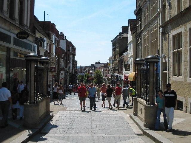 Peascod Street, Windsor