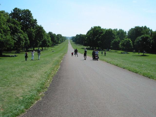 The Long Walk, Windsor