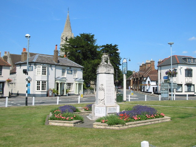Datchet Village centre