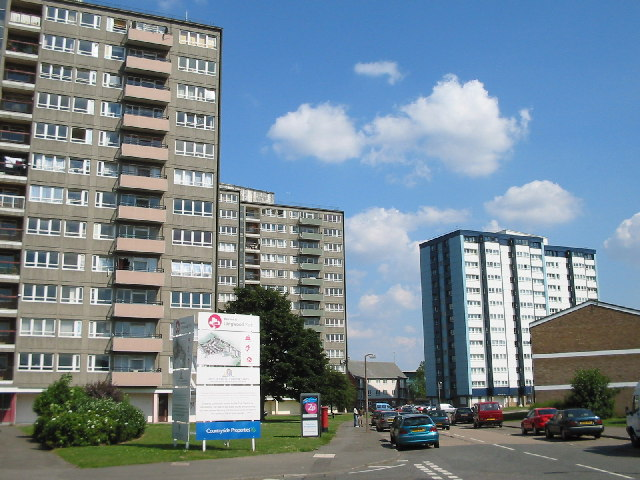 Longwood Park Flats, Common Road, Langley