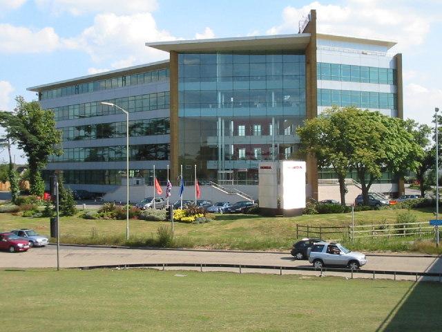 Honda Building, M4 Junction 5